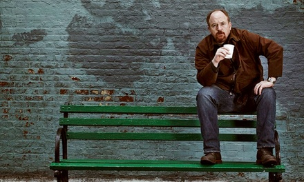 Louis C.K., Aziz Ansari, Marc Maron & More at MIDFLORIDA Amphitheatre on Friday, August 8 (Up to 46% Off)