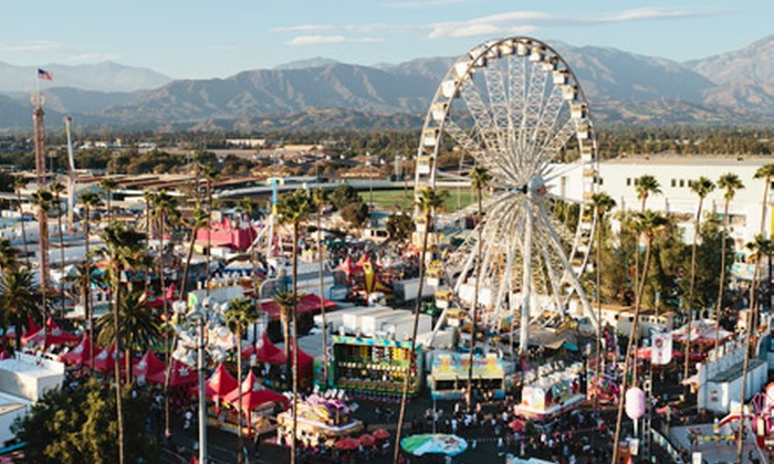 2013 L.A. County Fair - Fairplex: Gate 9 or 17: Admission for Two with Parking or for Four with Parking and Ride Tickets to the 2013 L.A. County Fair (Up to 51% Off)