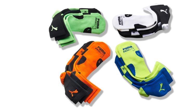 Puma: $38 for an 8-Pack of Puma Men's ProElite Lo Quarter Crew Socks ($72 List Price). Free Shipping.