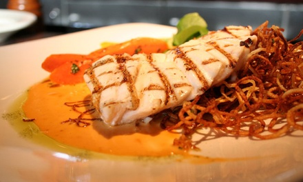 $30 for $60 Worth of Northwest Seafood and Steaks for Dinner at Ponti Seafood Grill