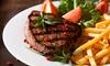 La Provence - Cavaillon: Côte de bœuf, frites maison à volonté et dessert pour 2 personnes dès 24,99 € au restaurant La Provence