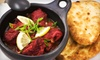 Up to 52% Off at Indian Hut