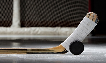 Liberty Hockey Invitational Tournament at Prudential Center on October 31 or November 2 (Up to 49% Off)