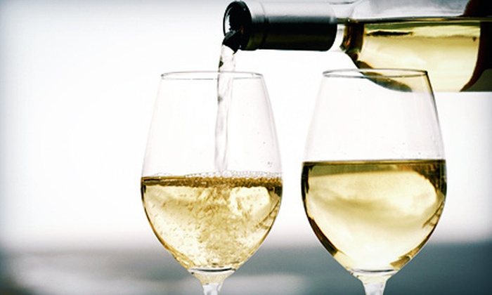 Great Dakota Wine Fest - Vermillion: Great Dakota Wine Fest for Two or Four at Valiant Vineyards Winery on August 24 and 25 (Up to 55% Off)