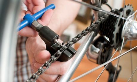 Revisión general de 1 o 2 bicicletas desde 8,90 € en Vici de Bici