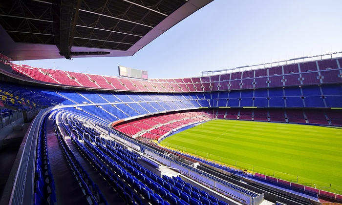 Fc Barcelona Football Groupon Getaways