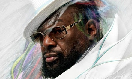 George Clinton & Parliament Funkadelic on Friday, March 2, at 8 p.m.