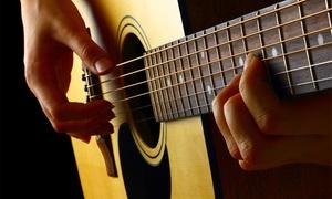 Paco Navarro: 1 o 2 meses de clases de guitarra desde 14,95 €