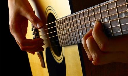 1 o 2 meses de clases de guitarra flamenca desde 14,95 €