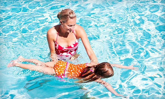 Wave Aquatics Centers - Wave Aquatics- Kirkland: 10 Pool Visits or Daily Swim Lessons at Wave Aquatics Centers in Kirkland (Up to 51% Off)