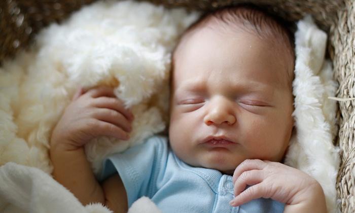 Beautiful Birth Photography - Calgary: Maternity, Birth, or Newborn Photo Package with Edited Images from Beautiful Birth Photography (Up to 64% Off)