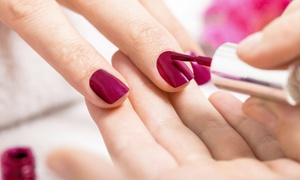 Gelology: One or Two No-Chip Manicures with Paraffin Hand Dip at Gelology (Up to 55% Off)