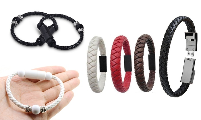 Bracelet USB Cable for Android or iOs