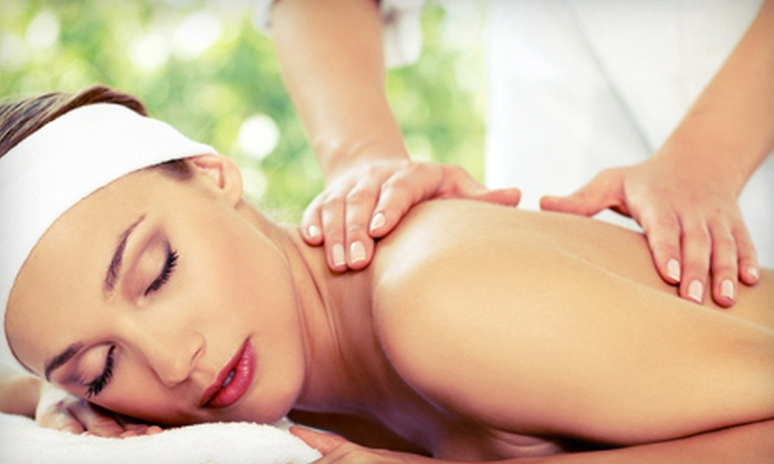 Tyenesha at Muse the Salon - East Dallas: $65 for a Spa Package with a Massage, Facial Mask, and Foot Scrub from Tyenesha at Muse the Salon ($155 Value)