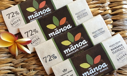Chocolate Walking Tour for Two or Four at Manoa Chocolate Hawaii (Up to 68% Off)