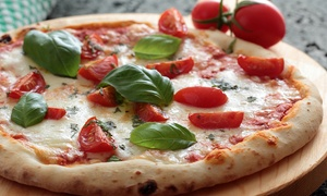 Retro' Restaurant: Menu all you can eat pizza con antipasto e birra sul litorale di Ostia