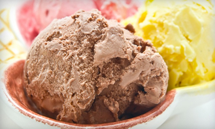 Bruster's - McCandless: $125 for a Two-Hour Ice-Cream Party for Up to 15 Kids with Take-Home Pints at Bruster's ($300 Value)