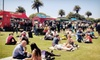 Treasure Fest - Treasure Island Museum: Food-and-Wine Package for One, Two, or Four on December 29 or 30 at Treasure Island Flea (Up to 67% Off)