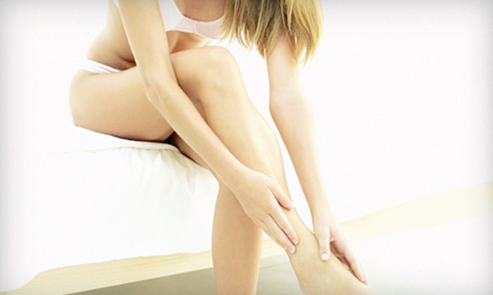 U. Boutique & Med Spa - Plano: $99 for Six Laser Hair-Removal Treatments at U. Boutique & Med Spa (Up to $1,050 Value)