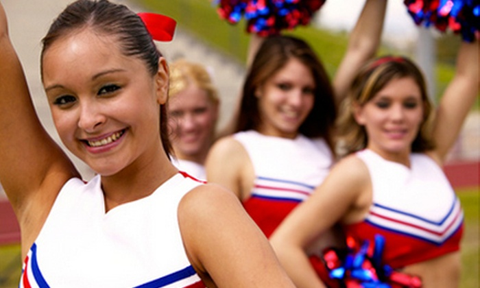 Triangle Elite Allstars - Holly Springs: $99 for Three-Day Summer Cheer Camp at Triangle Elite Allstars ($290 Value)