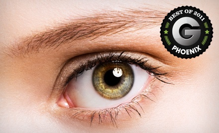 LASIK Corrective Surgery for 1 Eye (a $2,195 value) - Scottsdale Center for Sight in Scottsdale