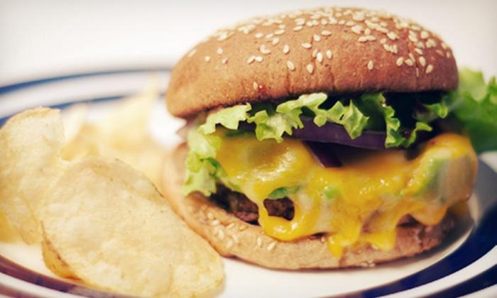 Copeland's of Kingston - Kingston: $7.99 for Burgers, Fries, and Drinks for Two at Copeland's of Kingston ($15.96 Value)