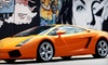 72% Off Exotic-Car Driving Experience