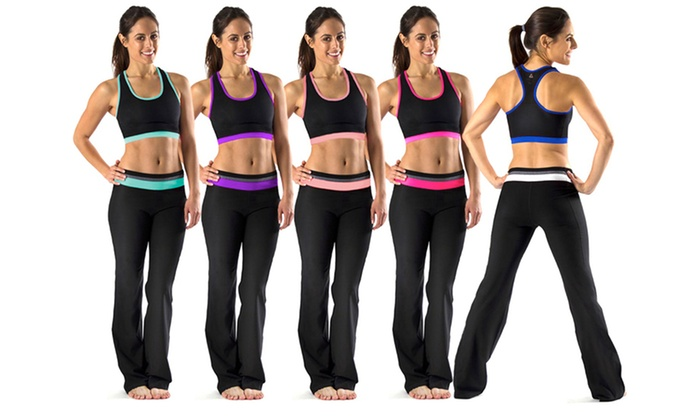Zuzuzen Sports Bras and Yoga Pants | Groupon