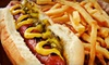 Up to 49% Off Hot-Dog Combos at The Root Beer Stande