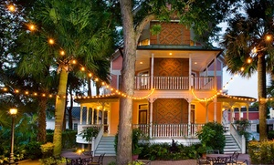 1- Or 2-night Stay With Optional Bottle Of Wine And Chocolates At Beaufort Inn In Beaufort, Sc. Combine Up To 6 Nights.