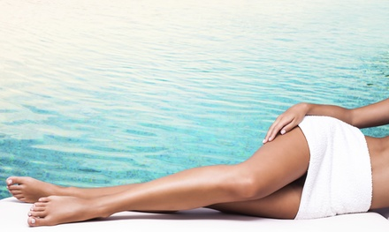 Laser Hair-Removal Treatments at Plush Derma Laser & Skin Clinic (Up to 86% Off). Four Options Available.