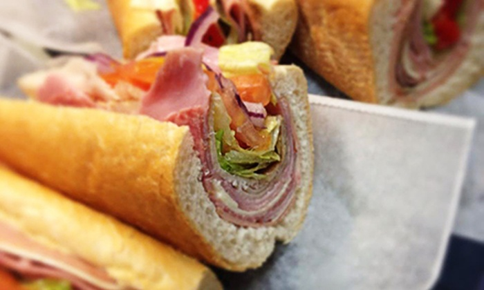 Moogy's Sandwich Shop - St. Elizabeth's: Sandwich Meal for Two or Four at Moogy's Sandwich Shop (Up to 57% Off)