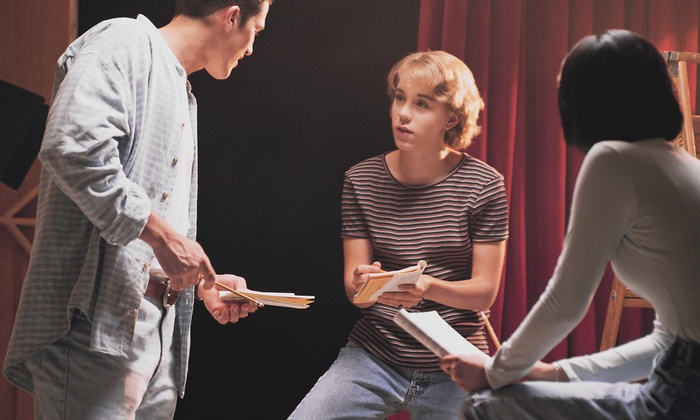 LaGuardia Acting Studio - Parsippany-Troy Hills: Eight-Week Teen Acting Course, or One-Week Teen Acting Bootcamp at LaGuardia Acting Studio (Up to 61% Off)