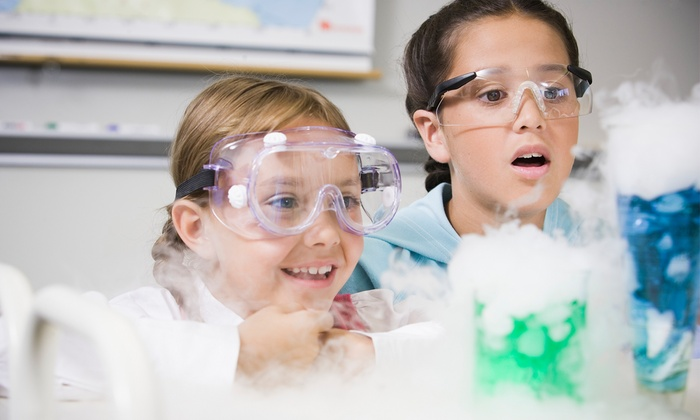WOW Camps - St. John Lutheran Church: $149 for a Five-Week Science Exploration Day Camp at WOW Camps ($300 Value)