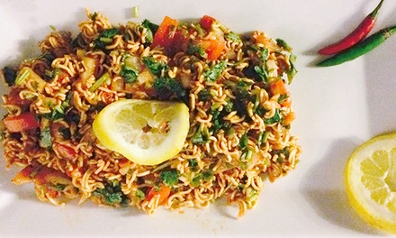 Lunch Buffet for Two or Four with Drinks or Dinner at Nepali Fusion (Up to 50% Off)