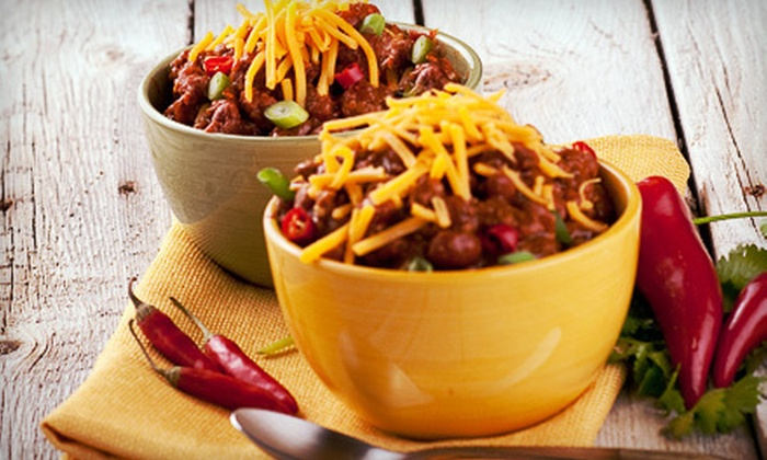 Joe's Chili Bowl - Downtown St. Louis: $10 for $20 Worth of American Food at Joe's Chili Bowl
