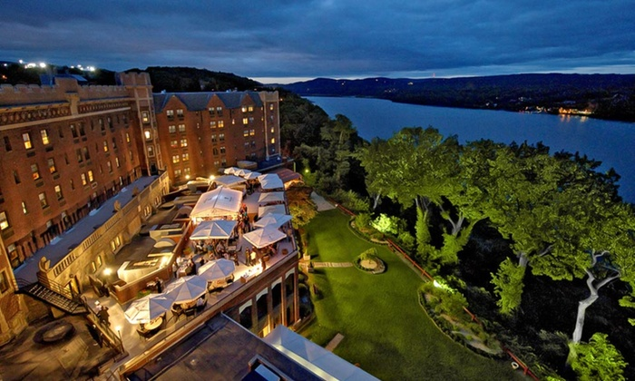 null - Albany / Capital Region: Stay at The Thayer Hotel at West Point in West Point, NY