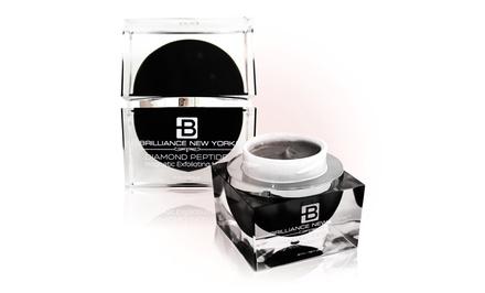 Brilliance New York Pearl Collection Diamond Peptide Night Cream; 30mL