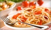 Bertucci's Mediterranean Taverna - Bertucci's Restaurant: Upscale Italian Cuisine for Lunch or Dinner at Bertucci's Restaurant & Lounge (Up to 51% Off)