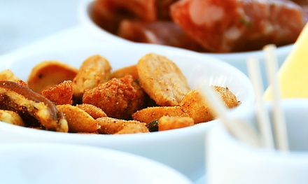 $17 for $30 Worth of Tapas and Spanish Cuisine at Barcelona Tapas & Bar