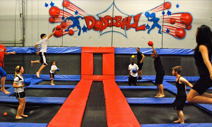 Jump America - Gurnee: Two-Hour Admission for Two, Four, or Six at Jump America (Up to 51% Off)
