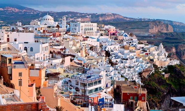 Greece: Santorini Beachside Hotel 6