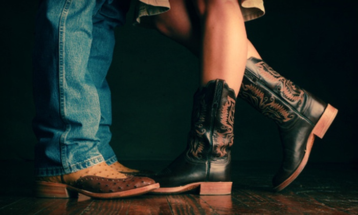 The Range - West Columbia: Western Wear and Accessories at The Range in West Columbia (Half Off). Two Options Available.