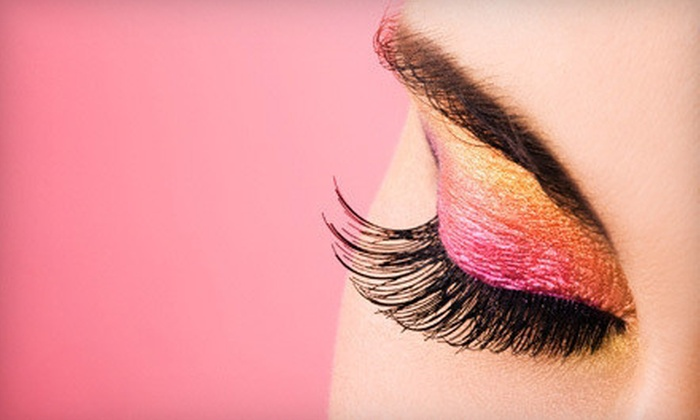 Love Those Lashes - Heartside-Downtown: $99 for a Full Set of Upper-Eyelash Extensions at Love Those Lashes ($225 Value)