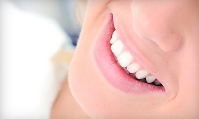 Pro White Teeth Whitening - Northwest Columbia: $39 for a 20-Minute Teeth-Whitening Session at Pro White Teeth Whitening ($129 Value)