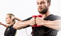 3x o. 5x 20 Min. EMS-Training inkl. Leih-Trainingskleidung für 1 P. bei fitbox Frankfurt Riedberg (bis zu 82% sparen*)