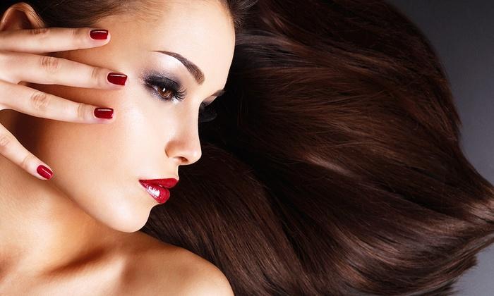 La Donna Sofisticata - Cosenza: Taglio, shampoo, piega, colore, shatush da La Donna Sofisticata (sconto fino al 79%)
