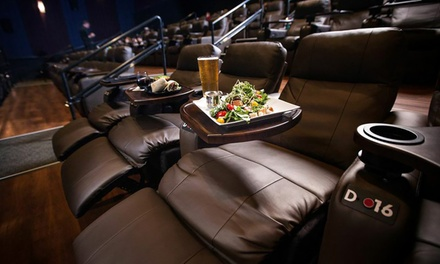 $15 for Two Dine-In Tickets at Moviehouse & Eatery ($24 Value)