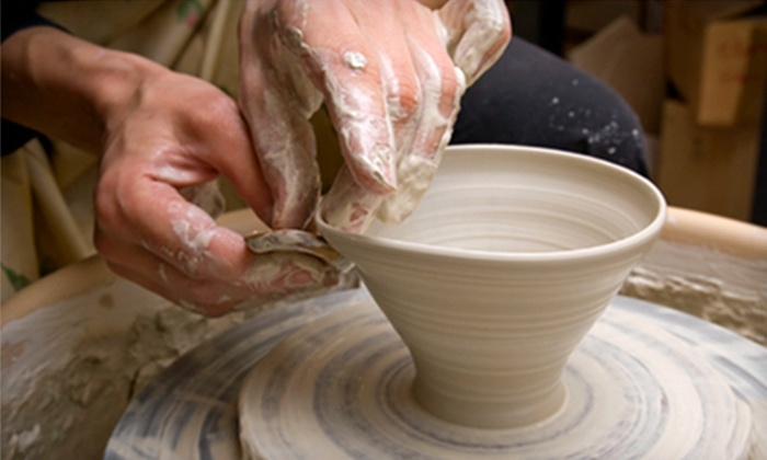 terramonary stoneware & porcelain - Los Alamos: One, Three, or Six Beginning/Intermediate Pottery Classes at terramonary stoneware & porcelain in Los Alamos (Up to 60% Off)