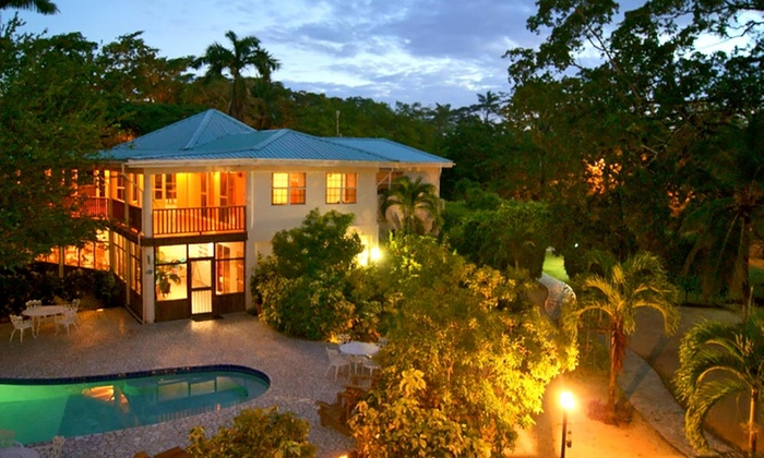 Black Orchid Resort - Black Orchid Resort: 3-, 5-, or 7-Night Stay with Half-Day Excursion for Two at Black Orchid Resort near Belize City, Belize